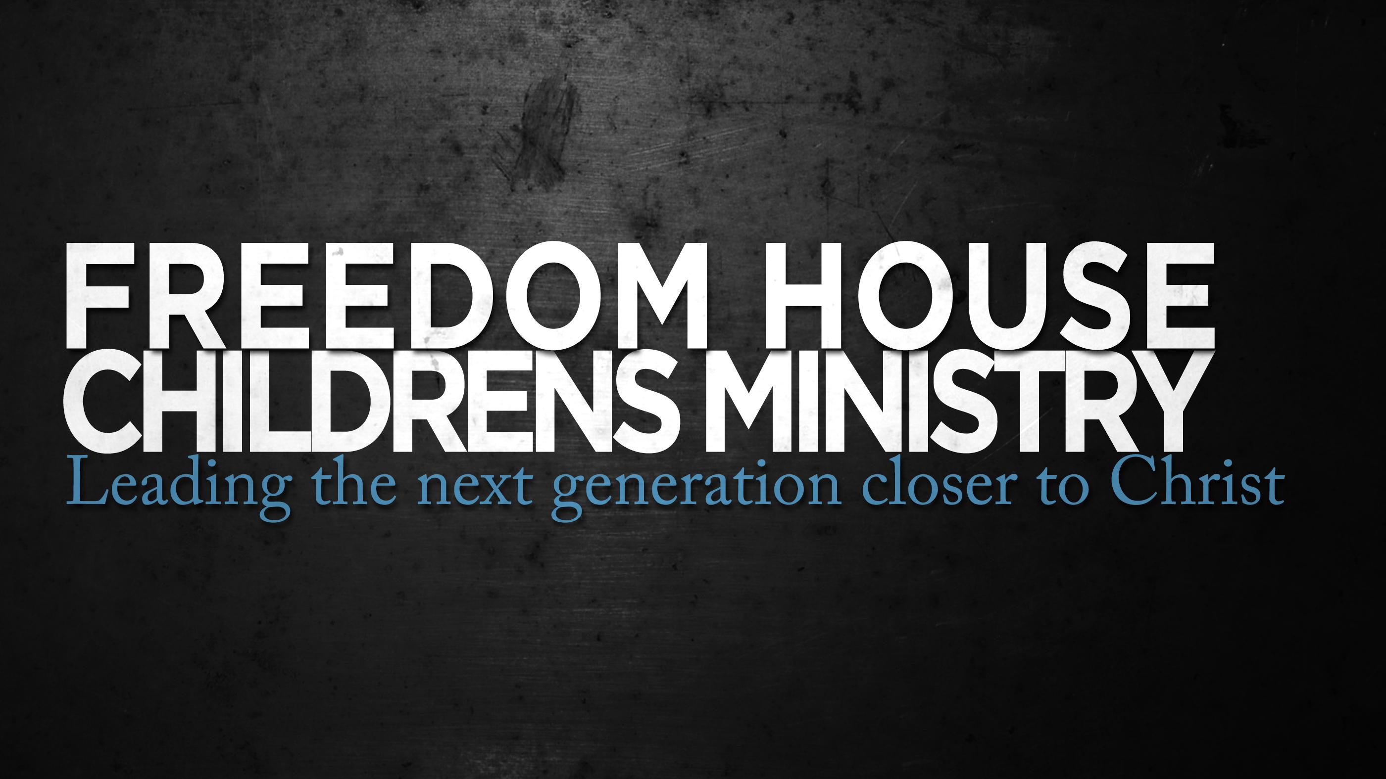 Freedom House Kidz